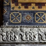 Istanbul – Stucco and wall painting detail