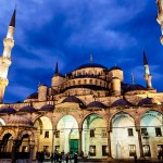 Istanbul – In the court of the Sultan Ahmed Mosque