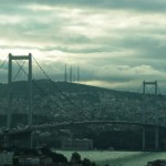 Istanbul – The bridge of the Bosphorus, connecting Europe and Asia