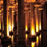 Istanbul – The Basilica Cistern is impressive