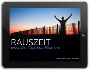Rauszeit on the iPad