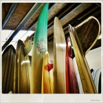 So many different boards – Surf-n-Wears Beach House