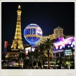 "You can even find ""Paris"" in Las Vegas"