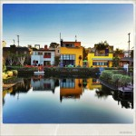 Canals in Venice Beach